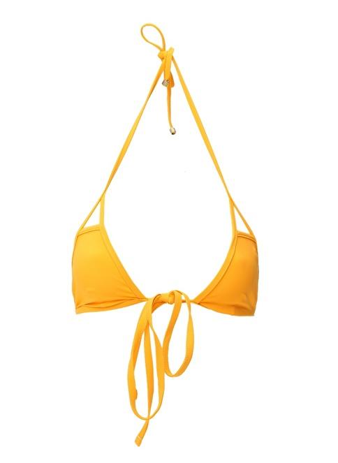Vitamin A Bikini Üst Sarı